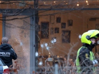 Стрельба произошла вДании намероприятии сучастием посла Франции