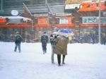 ВСША из-за снежной бури отменены более 500 авиарейсов