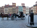 Вцентре Варшавы загорелся один измостов через Вислу
