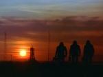 Ракета-носитель «Союз-У» вывезена настартовый комплекс Байконура