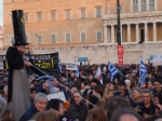 Греция: Если Германия идальше будет рвать начасти Европу, мыпопросим помощи удругих стран