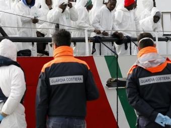 Жертвами кораблекрушения вСредиземном море стали 300 мигрантов— ООН