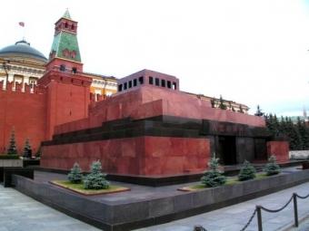 Мавзолей Ленина прекращает работу надва месяца