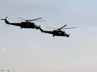 ВЧелябинской области стартовали «космические» военные учения