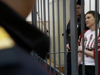 Немецкие врачи оценили состояние здоровья Надежды Савченко как удовлетворительное