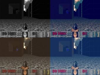 Появился мод для Doom сфильтрами Instagram иселфи-палкой