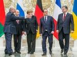 Олланд: Санкции противРФ останутся доконца войны наУкраине