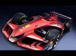Команда Ferrari представила футуристический болид