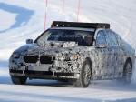 Прототип BMW X7 проходит дорожные испытания