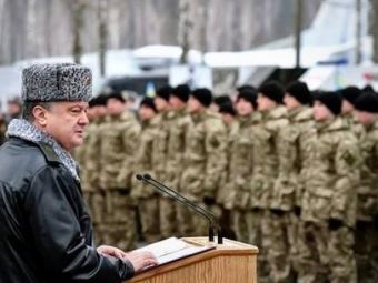 Входе дебальцевской операции было ранено 30 бойцов сил АТО, погибших нет— Порошенко