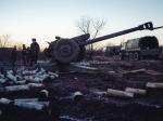 Несколько десятков украинских военных сдались вплен вДебальцево