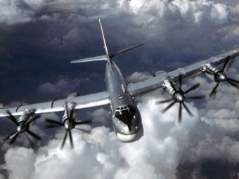 Российские самолеты обнаружены около Корнуолла
