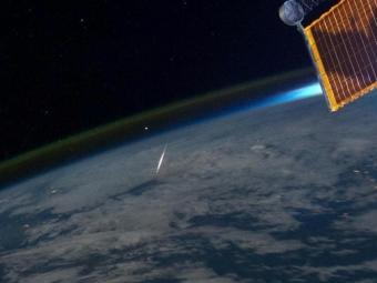 Над США пролетел 220-килограммовый метеорит