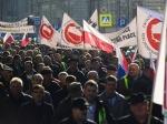 ВПольше проходят массовые протесты фермеров икрестьян