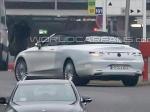 Натестах замечен обновленный MercedesSL