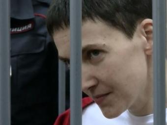 Сестра летчицы: Савченко отказалась отмедикаментов ибудет принимать только воду