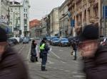 Работник госучреждения протаранил 4 авто наПетровке, 38