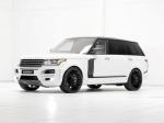 Range Rover LWB Startech представят вЖеневе