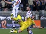 Футболисты «Лиона» обыграли «Нант» вматче чемпионата Франции