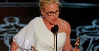 Патриция Аркетт завоевала «Оскар» заженскую роль второго плана