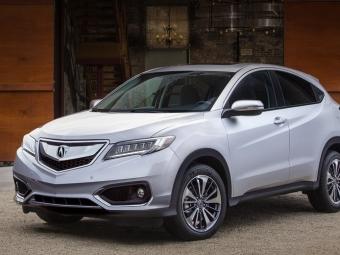 Honda HR-V превратится вAcura CDX