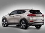 Hyundai обновила кроссовер Tucson