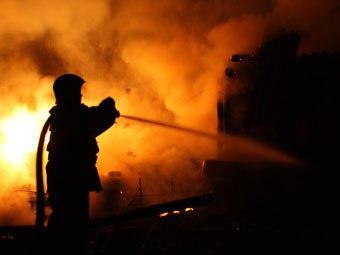 В России будет создана добровольная пожарная охрана