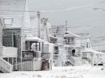 Вштате Колорадо отменили более тысячи рейсов из-за снежной бури