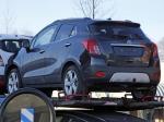 Всети появились шпионские снимки Opel Mokka