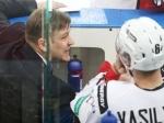 Вматче КХЛ «Авангард» вовертайме уступил новокузнецкому «Металлургу»