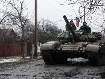 400 единиц тяжелой техники отведено вДНР иЛНР