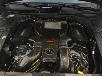 Brabus превратил купе Mercedes S-класса всуперкар