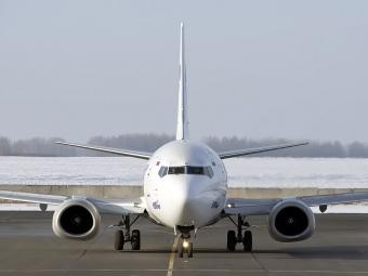 Пассажирский самолет несмог вылететь изКрасноярска вДушанбе