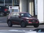 Mercedes вывел натесты преемника GLK