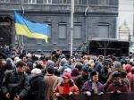 ВКиеве участники «Марша белых платочков» потребовали отставки Кличко