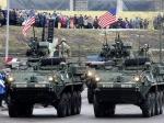Американские ибританские военные промаршировали в300 метрах отроссийской границы