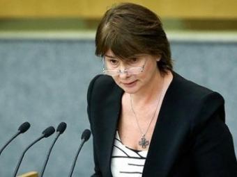 Бурыкина покинет комитет ГосдумыРФ пофинансовому рынку