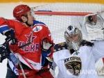 ЦСКА хватило двух шайб для победы над «Сочи»