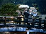 Премьер Японии угостил принца Уильяма продуктами сФукусимы