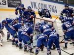 Хоккеисты СКА начинают выступление вплей-офф