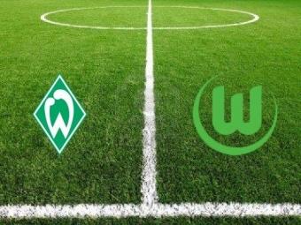 Вольфсбург вупорной борьбе обыграл Вердер