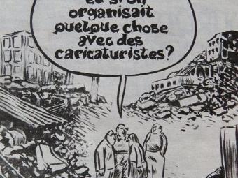 Карикатура Charlie Hebdo наперемирие вДонецке возмутила блогеров