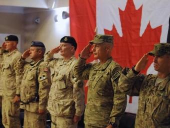 Канада направит 125 военнослужащих набазы НАТО вЦентральной иВосточной Европе