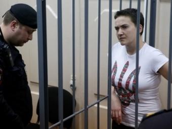 Президент присвоил Надежде Савченко звание «Герой Украины»