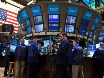 Торги нафондовом рынке США начались повышением— ОБЗОР