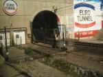 Падение человека нарельсы остановило движение всех скоростных поездов под Ла-Маншем