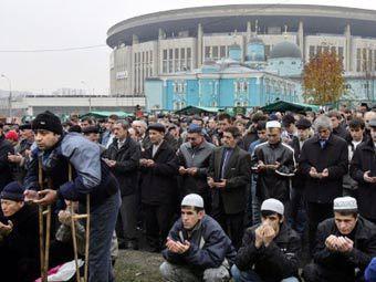 В Москве будет построена новая Соборная мечеть