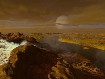 Жизнь наТитане может проходить вметановой атмосфере— Ученые