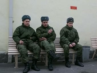CМИ: Минобороны будет выдавать еду военнослужащим поотпечаткам пальцев