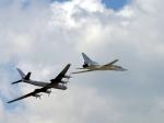 ВИрландии обвинили российские бомбардировщики визменении маршрутов гражданских авиалиний